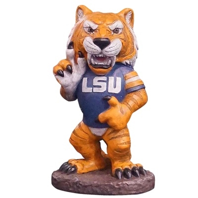LSU Mike the Tiger College Mascot