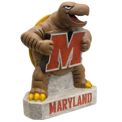 Maryland Terp College Mascot
