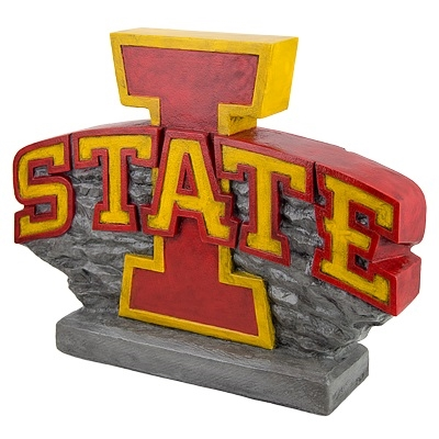 Iowa State Power-I College Mascot