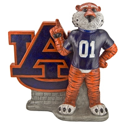 Auburn University Aubie the Tiger College Mascot