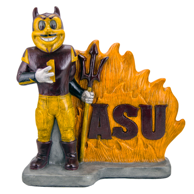 ASU Sparky the Sun Devil College Mascot