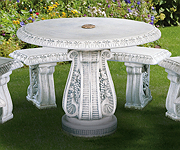 Grapeleaf Table