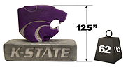 Kansas State Powercat College Mascot