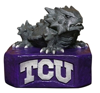 TCU Horned Frog College Mascot