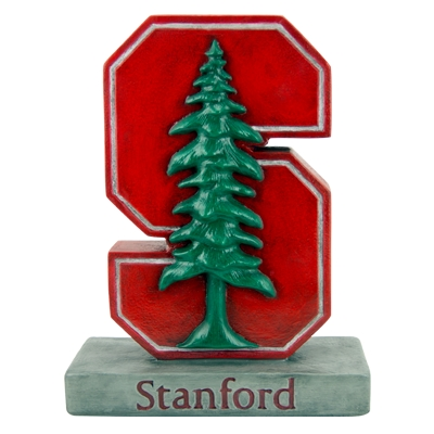 Stanford Tree Logo College Mascot