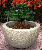Bonsai Fountain
