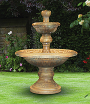 Traviata Two-Tier Fountain