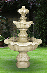 Two Tier Renaissance Fountain