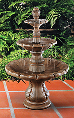 Classical Finial Fountain