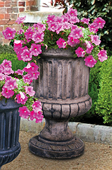 Medium Fluted Urn